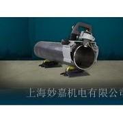 PB220E管子坡口机应用于管道现场坡口