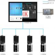 沃佳机器视觉尺寸检测仪器 孔径测量仪