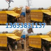柴油木材粉碎机,移动式木材粉碎机
